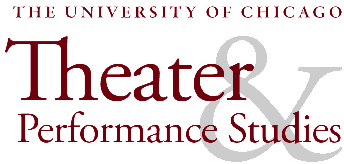 The University of Chicago Theater and Performance Studies Logo