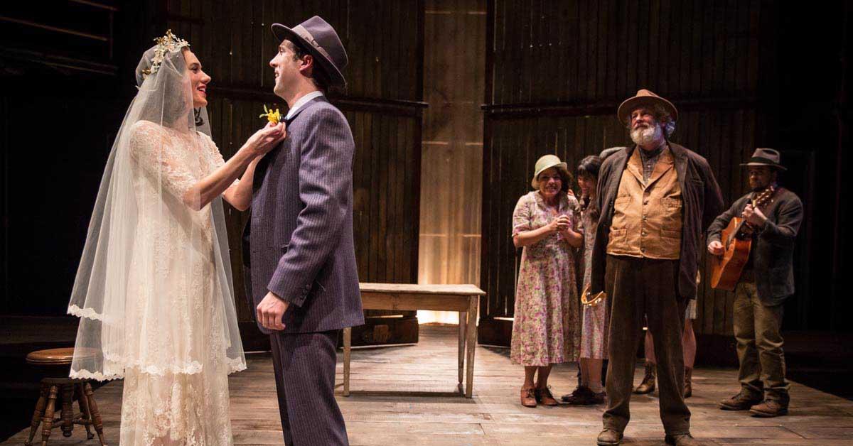BLOOD WEDDING – Lookingglass Theatre Company
